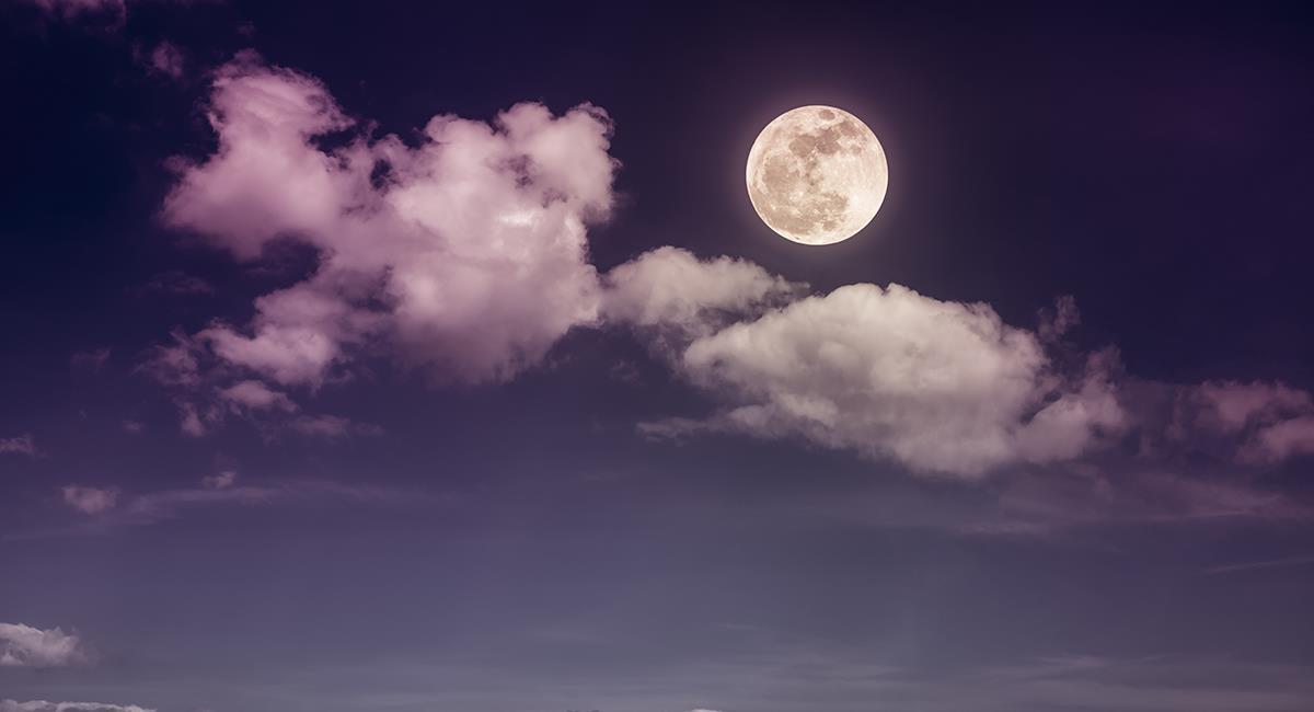 Increíble ritual de belleza para realizar en noches de Luna llena. Foto: Shutterstock