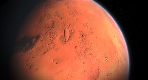 Movimientos sísmicos en Marte revelaron la estructura interna del Planeta Rojo