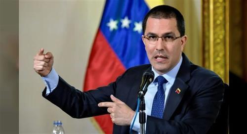 Venezuela rechaza acusaciones sobre atentado contra presidente Duque