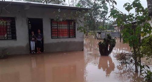 Declaran emergencia pública en Putumayo por lluvias e inundaciones