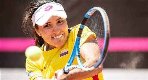 María Camila eliminada en la primera ronda de los Olímpicos