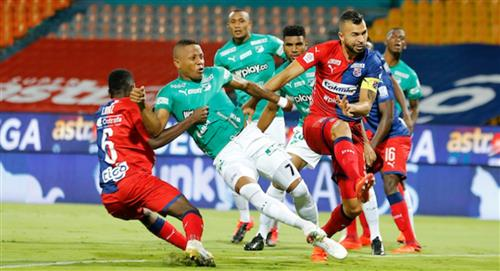 Sigue en VIVO y GRATIS el partido entre Deportivo Cali vs Independiente Medellín