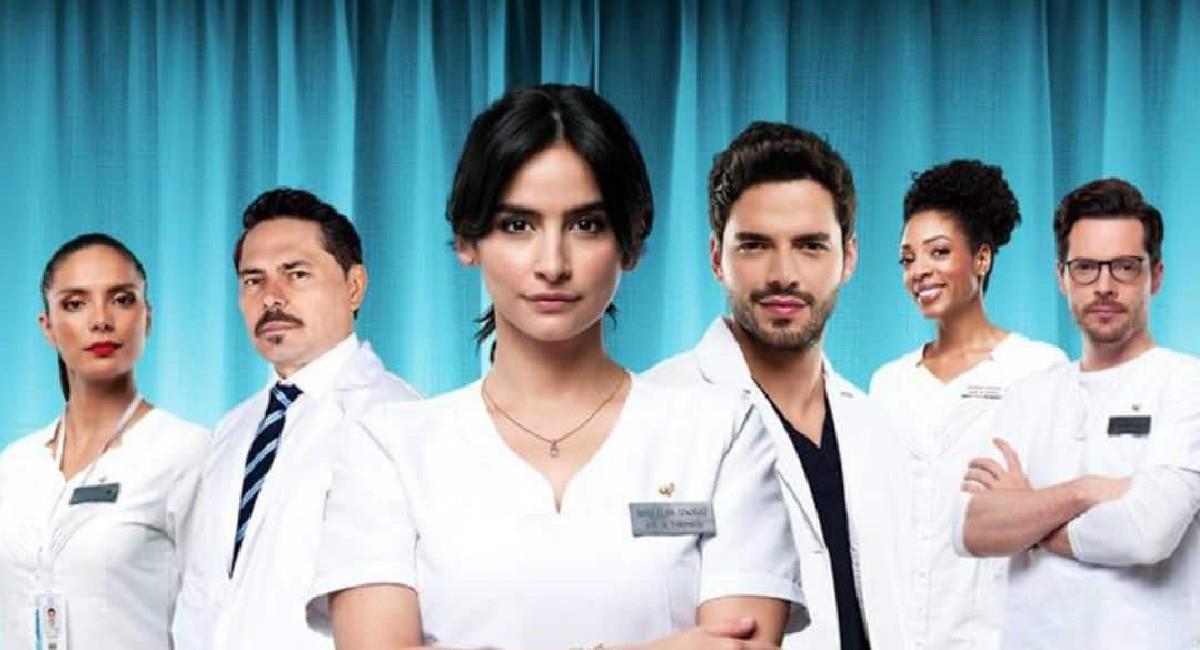 Martha Liliana encarnó a la Jefe Evelyn en 'Enfermeras'. Foto: Instagram