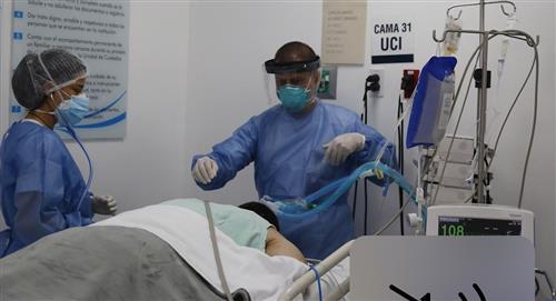 Las cifras de contagios y muertes por COVID-19 siguen disminuyendo en Colombia