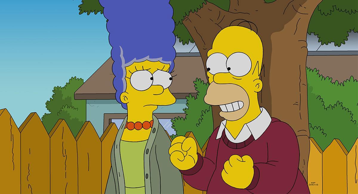 """""""Los Simpson"""" siguen estando vigentes para muchos fans. Foto: Twitter @TheSimpsons"""