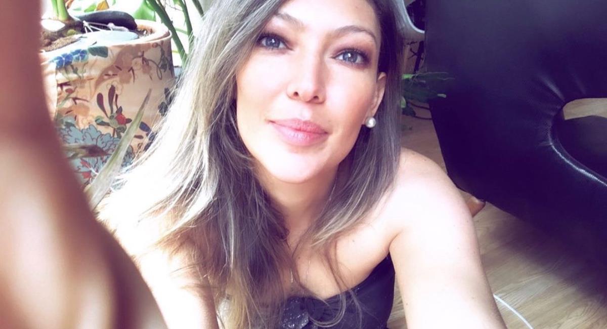 La actriz sigue viendo el panorama de forma positiva. Foto: Instagram @nataduranv.