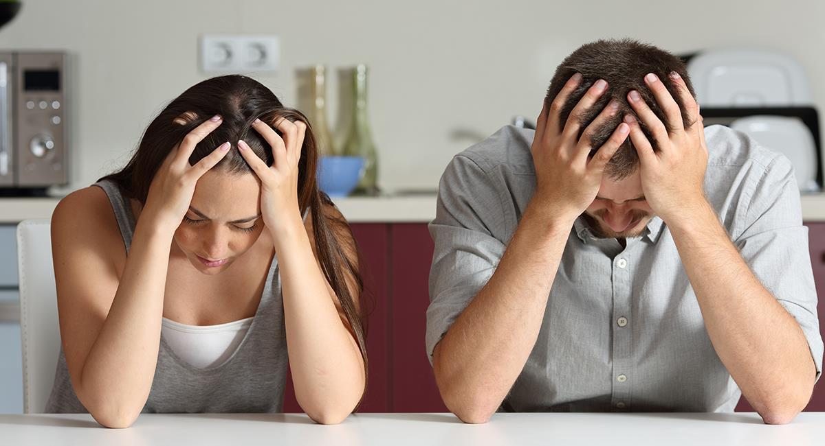 Reza esta oración de reconciliación si tienes problemas con tu pareja. Foto: Shutterstock
