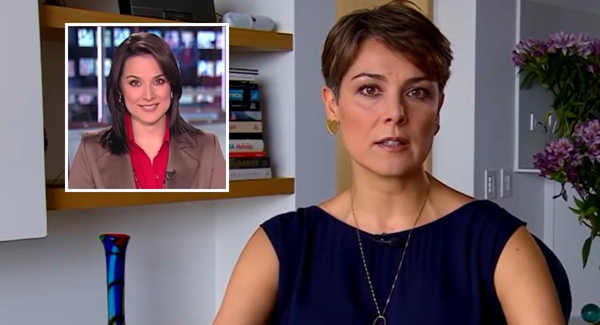 Silvia Corzo ahora es conferencista. Foto: Youtube Captura de pantalla 'La Red'