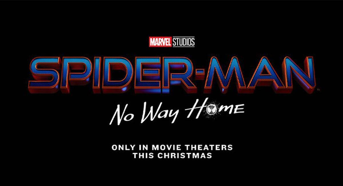 """""""Spider-Man: No Way Home"""" es una de las películas más llamativas de Marvel en 2021. Foto: Twitter @SpiderManMovie"""