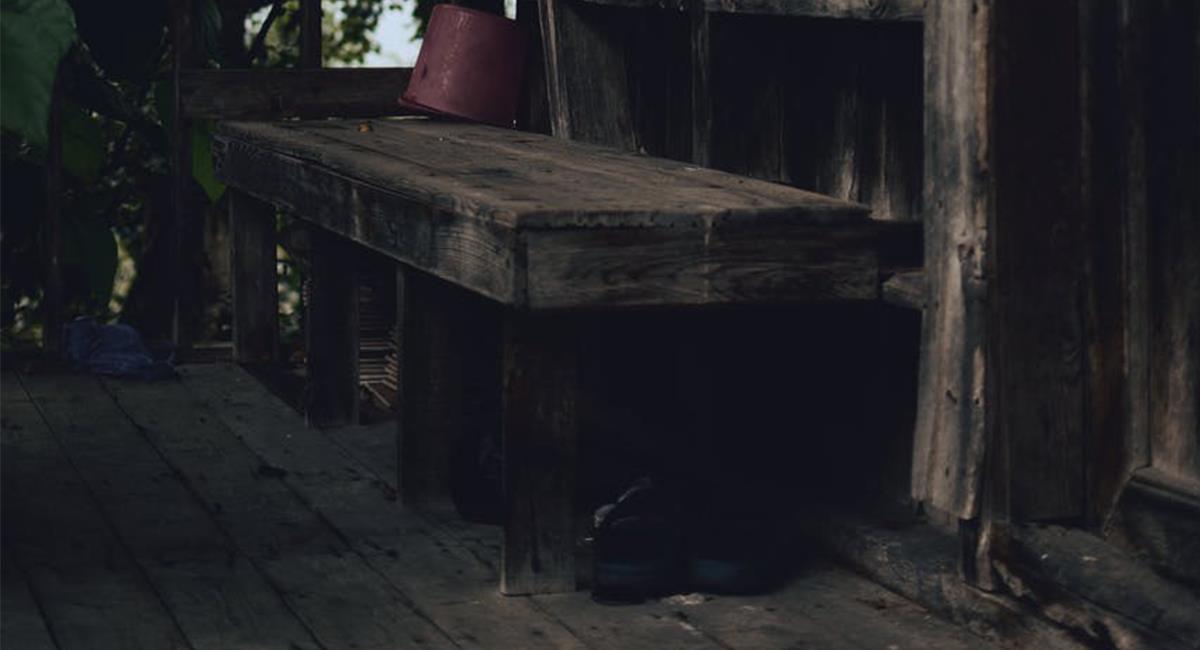 """Los niños de la casa solían decir """"que jugaban con una sombra"""". Foto: Pexels"""