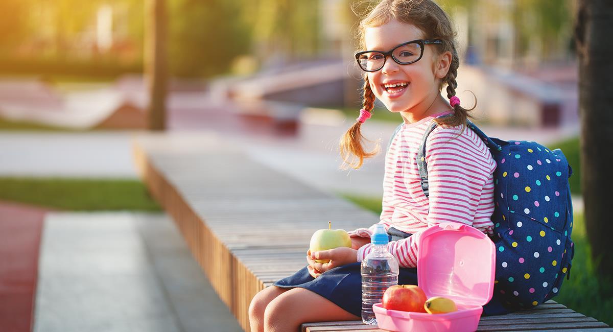 Lo que debes tener en cuenta al empacar la lonchera de los niños. Foto: Shutterstock