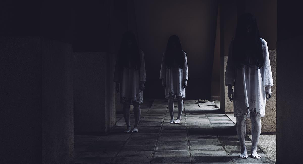 """""""Fantasma"""" de una niña se manifestó y quedó captado en video. Foto: Shutterstock"""