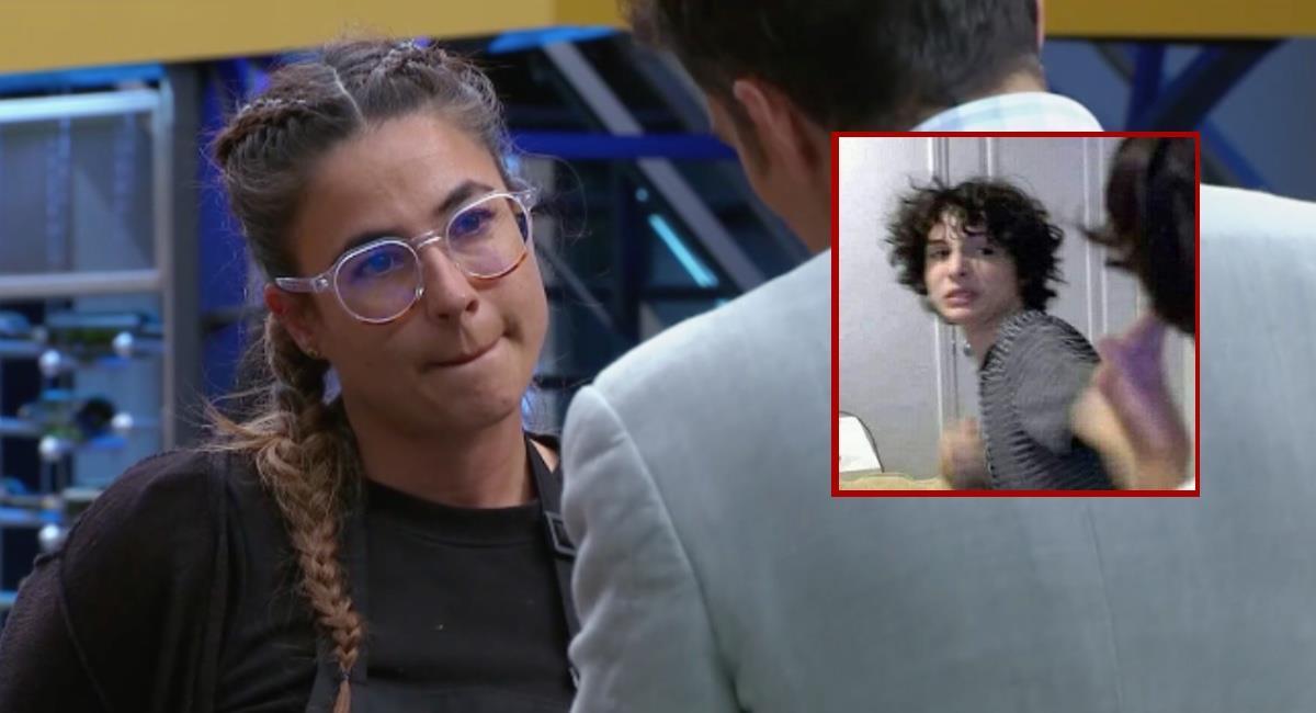 La actriz tiene desesperados a varios colombianos. Foto: Captura de pantalla Canal RCN.