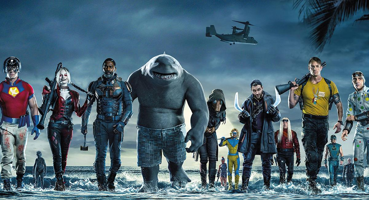 """""""The Suicide Squad"""" llegará a las salas de cine del país el próximo 5 de agosto. Foto: Twitter @JamesGunn"""