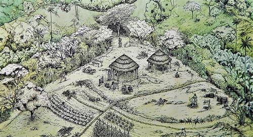 Monte Azul, el punto arqueológico desconocido hasta ahora en Sabaneta