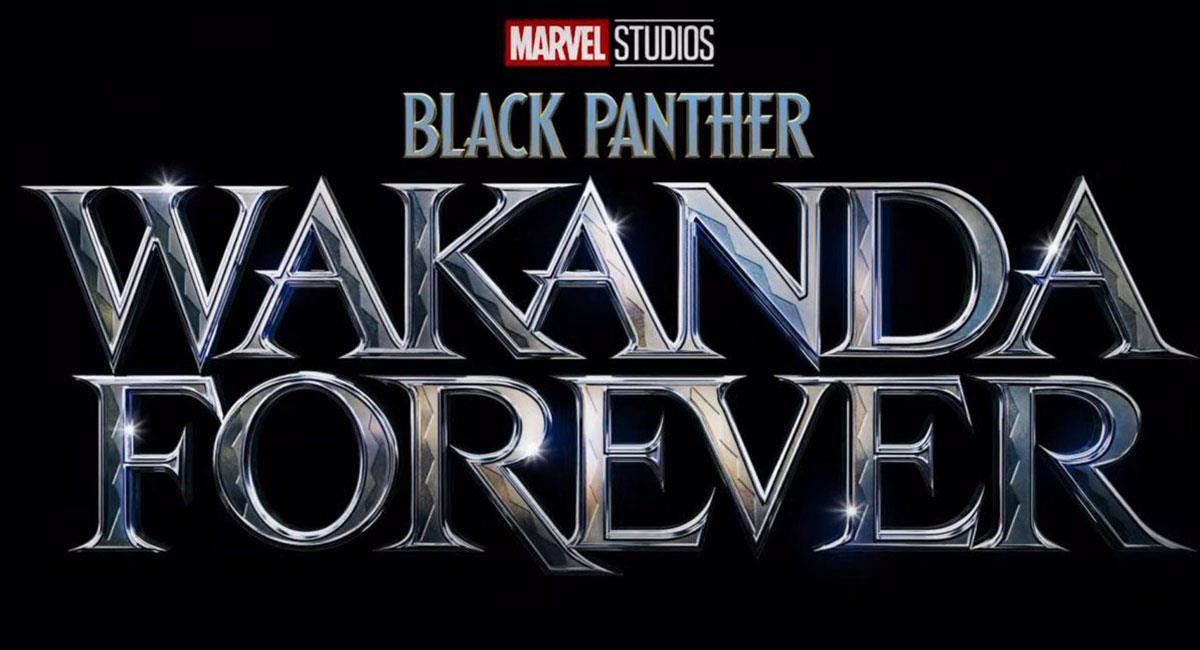 """La segunda entrega de """"Black Panther"""" se estrenará en 2022. Foto: Twitter @MarvelStudios"""