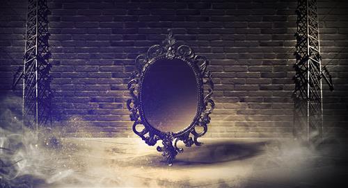 Obtén las respuestas que necesitas a través del espejo