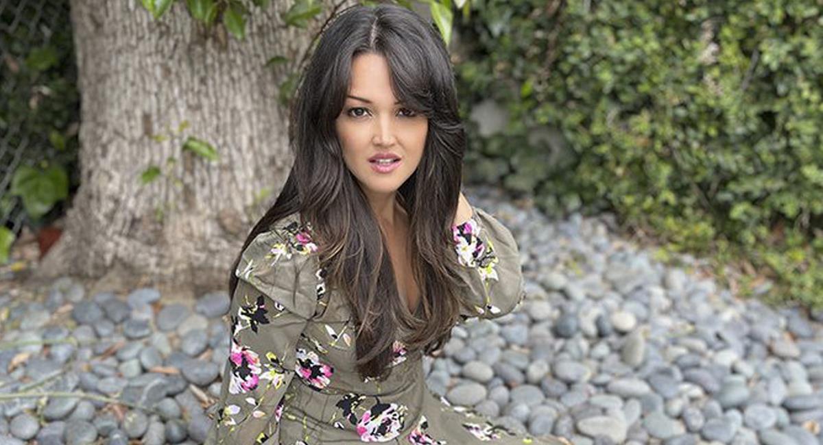 La actriz Paula Garcés cuenta con una amplia carrera en la televisión y en el cine norteamericano. Foto: Twitter @paulagarces1