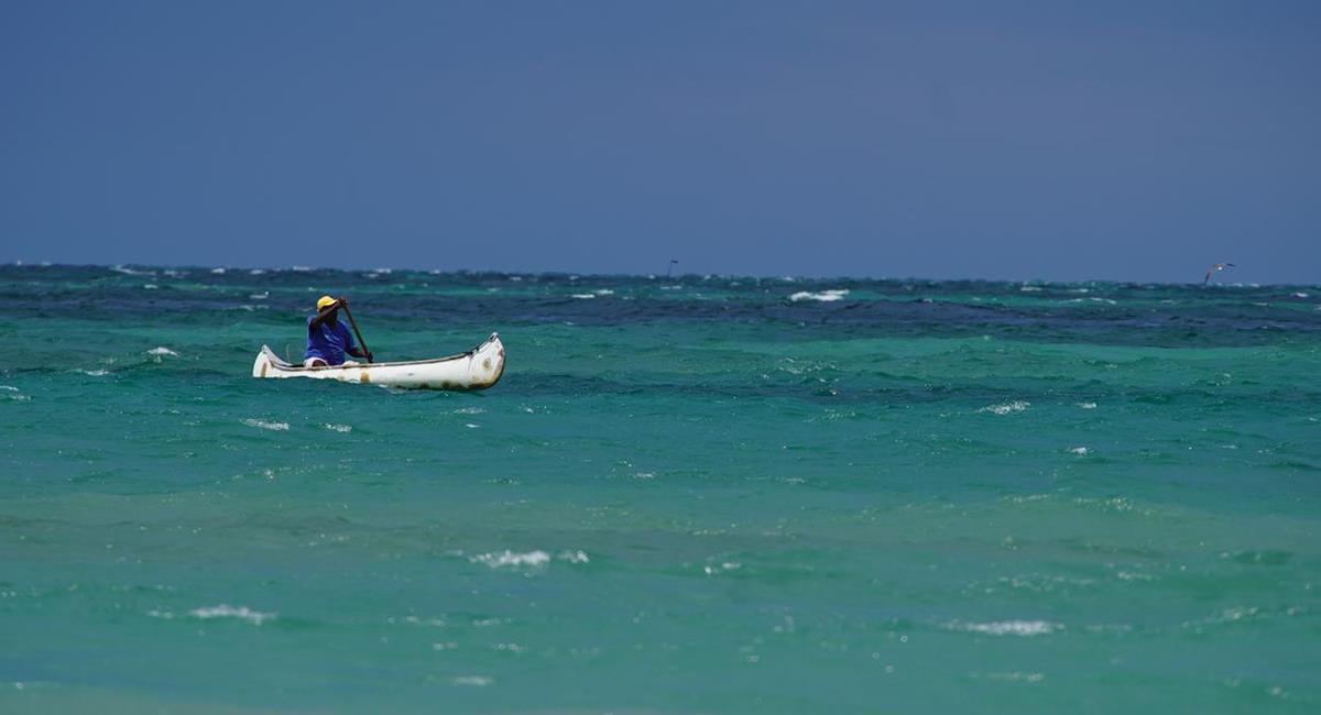 El Golfo de Morrosquillo es Caribe colombiano, un verdadero paraíso de Tolú. Foto: Twitter @Hectorolimpo