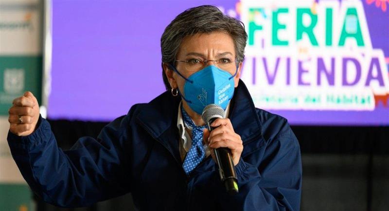 Bogotá tiene disponibles más de 1.800 subsidios en Primera Feria de Vivienda