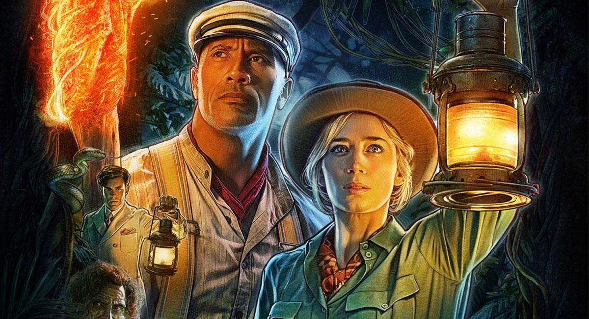 """Jungle Cruise"" llega hoy a las salas de cine de Colombia. Foto: Twitter @JungleCruise"