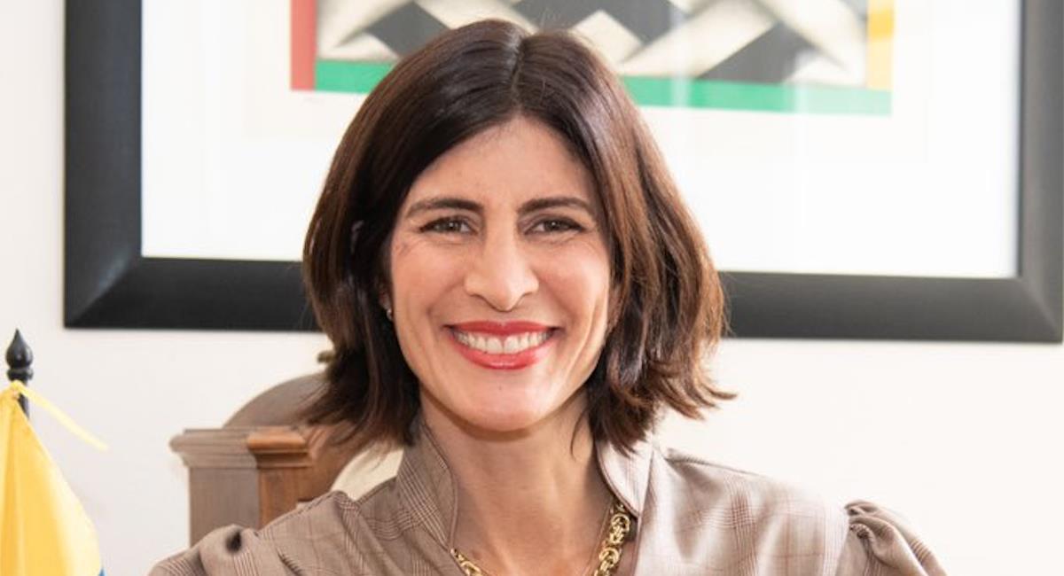Alejandra Botero, directora del Departamento Nacional de Planeación. Foto: Presidencia de Colombia