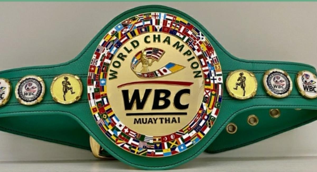 Concejo Mundial de Boxeo impulsará el Muay Thai en Colombia. Foto: World Boxing Council