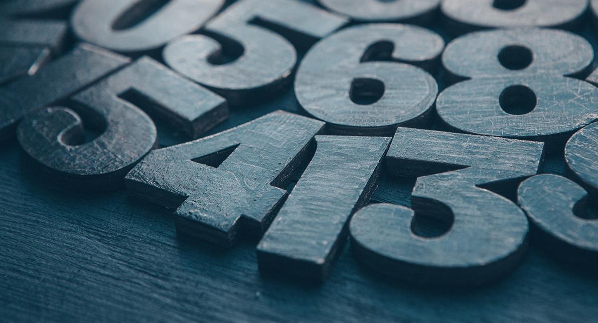 Esta es la increíble fórmula para descubrir tu número del éxito y lo que significa. Foto: Shutterstock