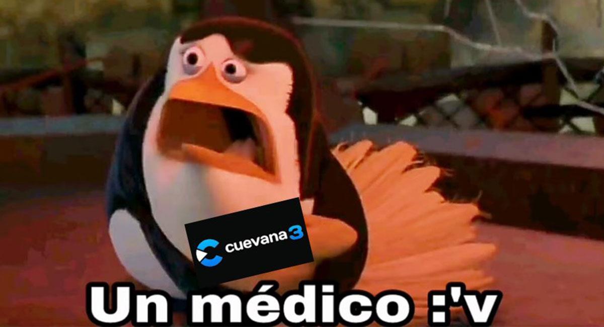 Varios 'memes' dejó la caída de Cuevana durante unas horas. Foto: Twitter @Plano_Cinema