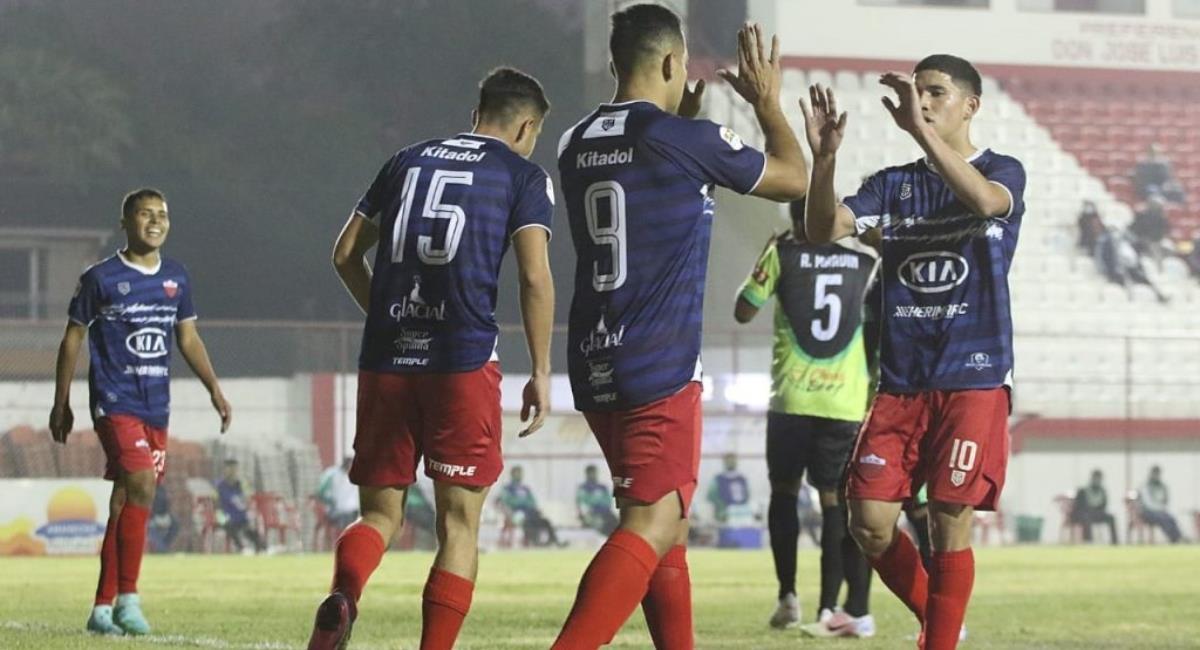 Fernando de la Mora. Foto: Twitter @CopaParaguayAPF