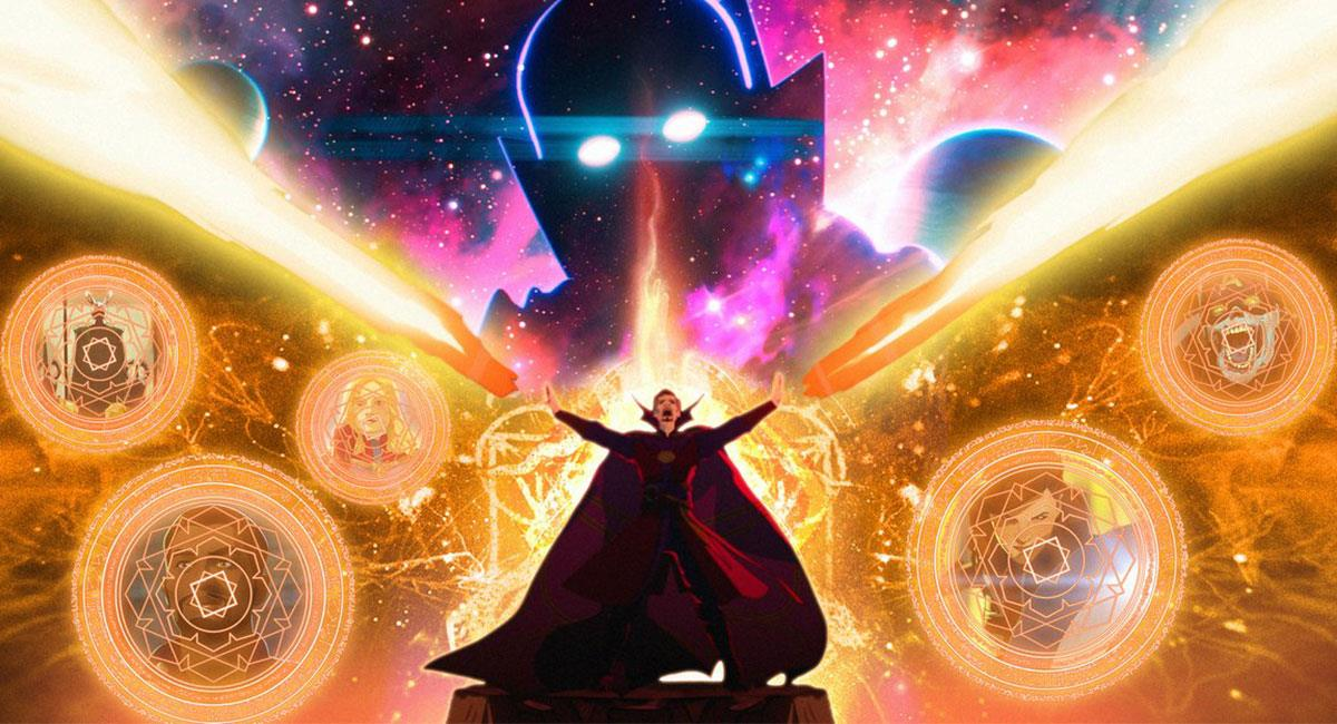"""What If? "" será la próxima serie de Marvel Studios en Disney+. Foto: Twitter @MarvelStudios"