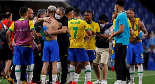 Definidas las semifinales fútbol masculino tokio 2021