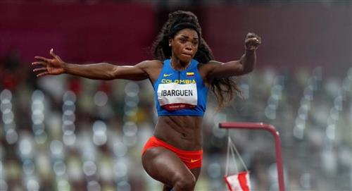 Caterine Ibargüen no clasificó a la ronda final del Triple Salto Tokio 2021