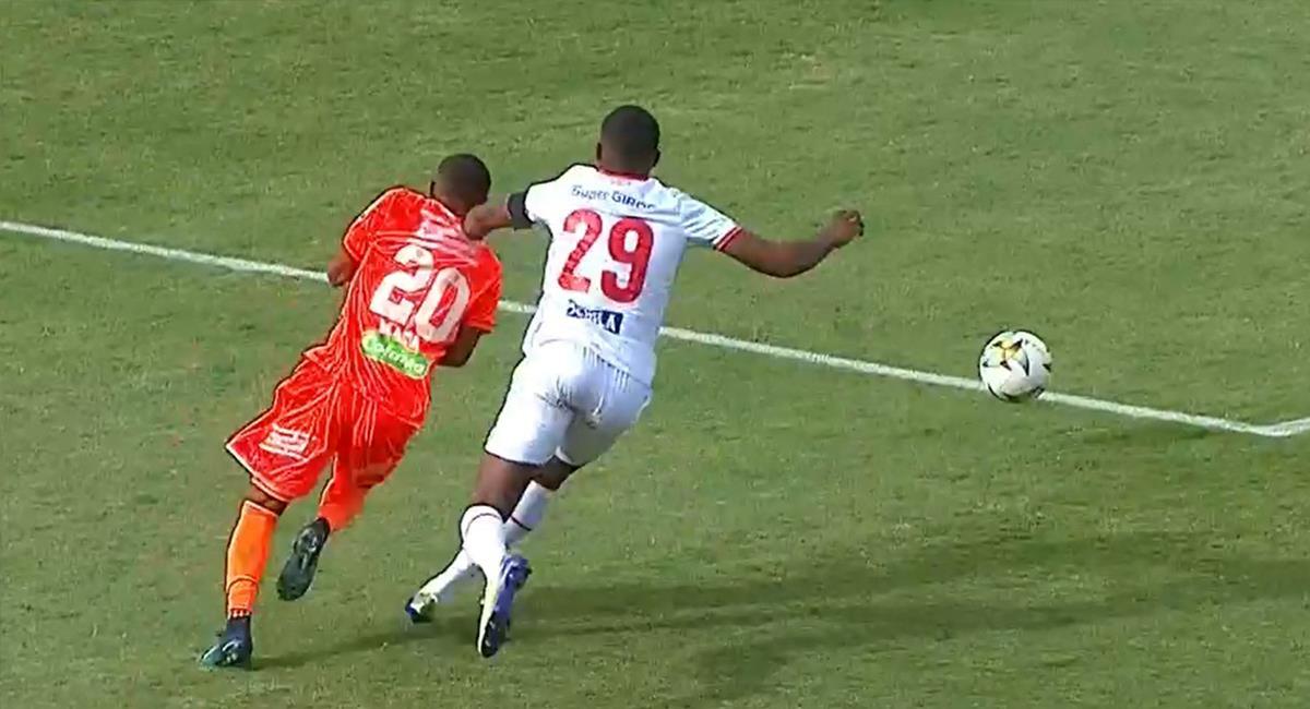 América de Cali vs Envigado FC. Foto: Win+