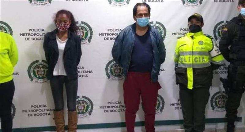 Madre de Sara Sofía fue recapturada cuando salía de la cárcel