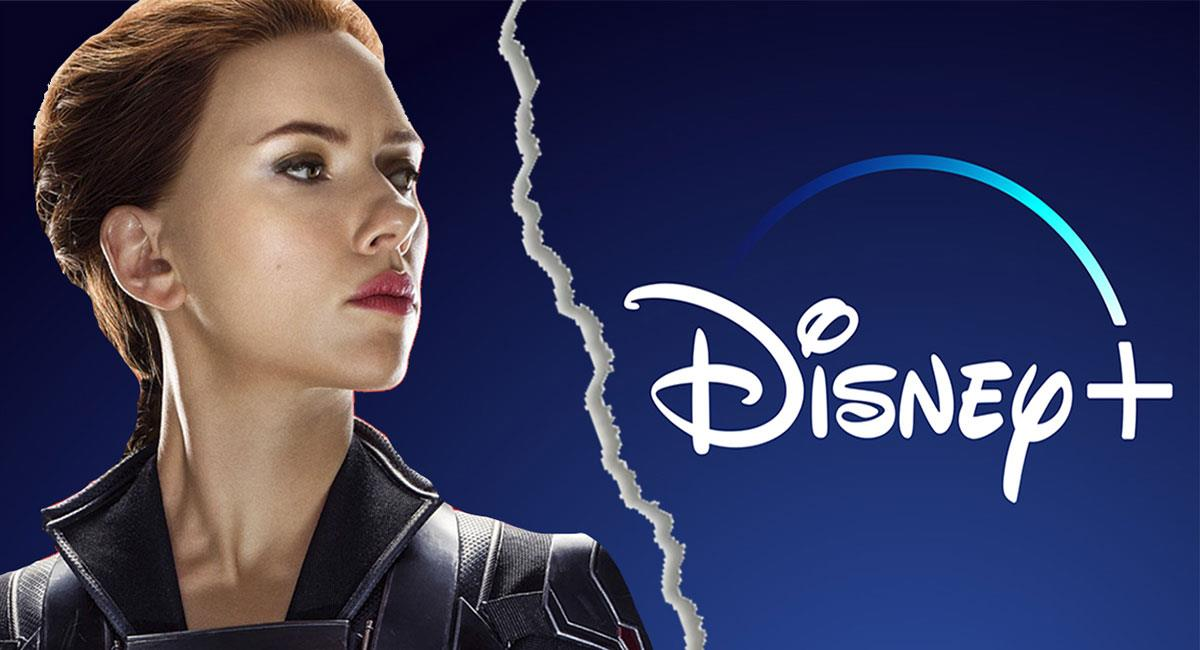 """Scarlett Johansson demandó a Disney por el estreno en 'streaming' de """"Black Widow"""". Foto: Twitter @MarvelLatin"""