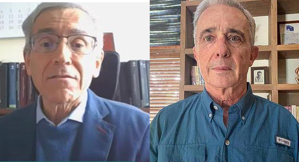 El padre Francisco de Roux, presidente de la Comisión de la Verdad, espera entrevistarse con Álvaro Uribe. Foto: Twitter @ComisionVerdadC 7 @ColombianoInd