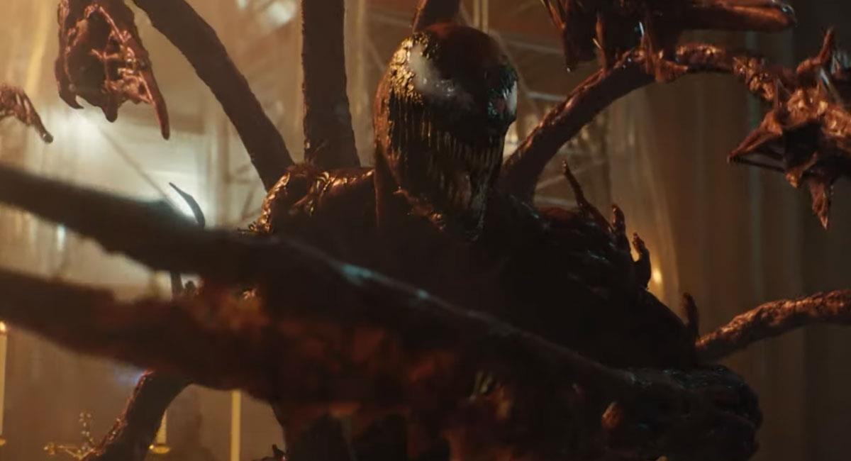 """La nueva cinta de """"Venom"""" llegaría a los cines en septiembre de 2021. Foto: Youtube Captura canal SonyPicturesMéxico"""