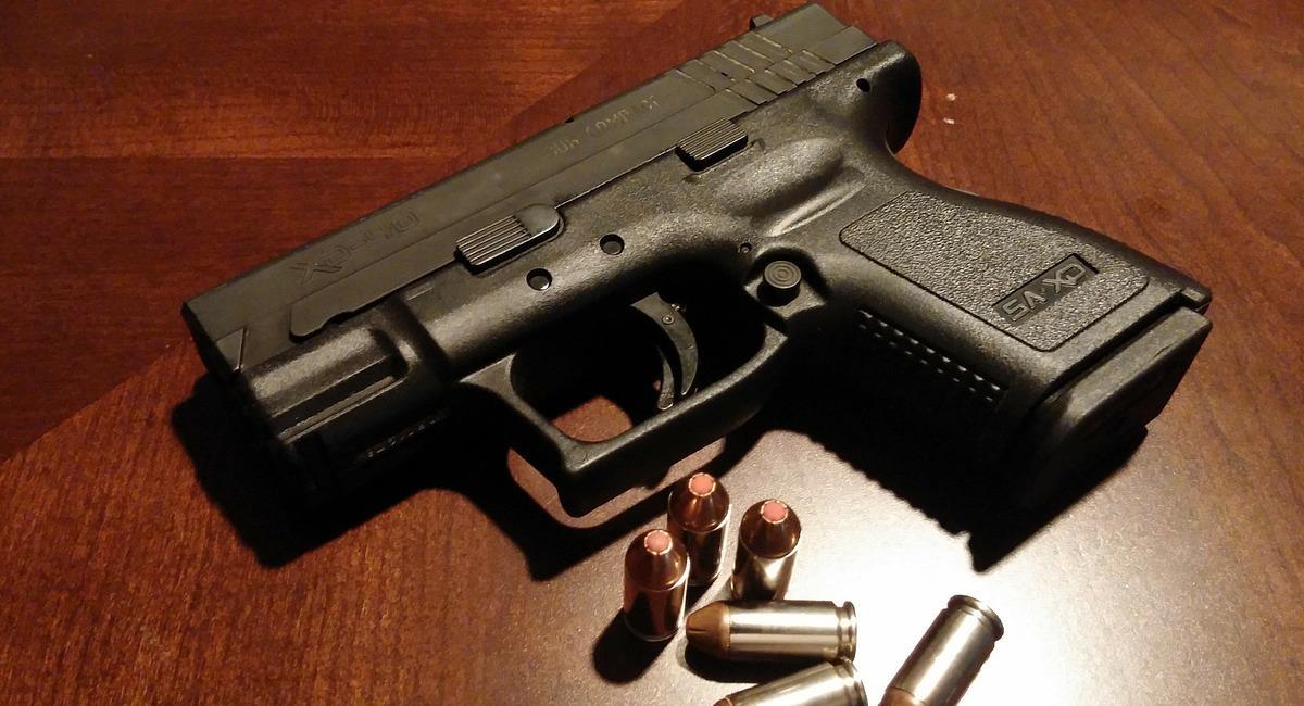 Con armas de fuego se presenta un alto índice de ataques contra la vida de los ciudadanos en Bogotá. Foto: Pixabay