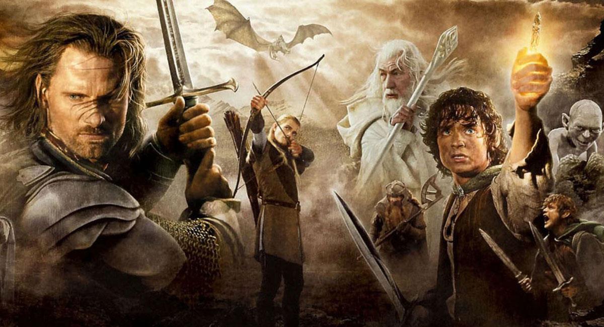 """""""El Señor de Los Anillos"""" tendrá una nueva serie basada en su historia. Foto: Twitter @theoneringnet"""