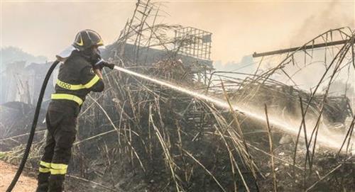 El sur de Italia, Grecia y Turquía arde con las llamas de graves incendios forestales