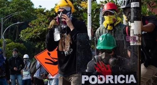 ¿Nueva ley buscaría acabar con las manifestaciones en Colombia?