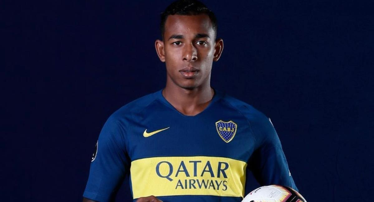 Foto: Twitter Prensa redes Boca Juniors.