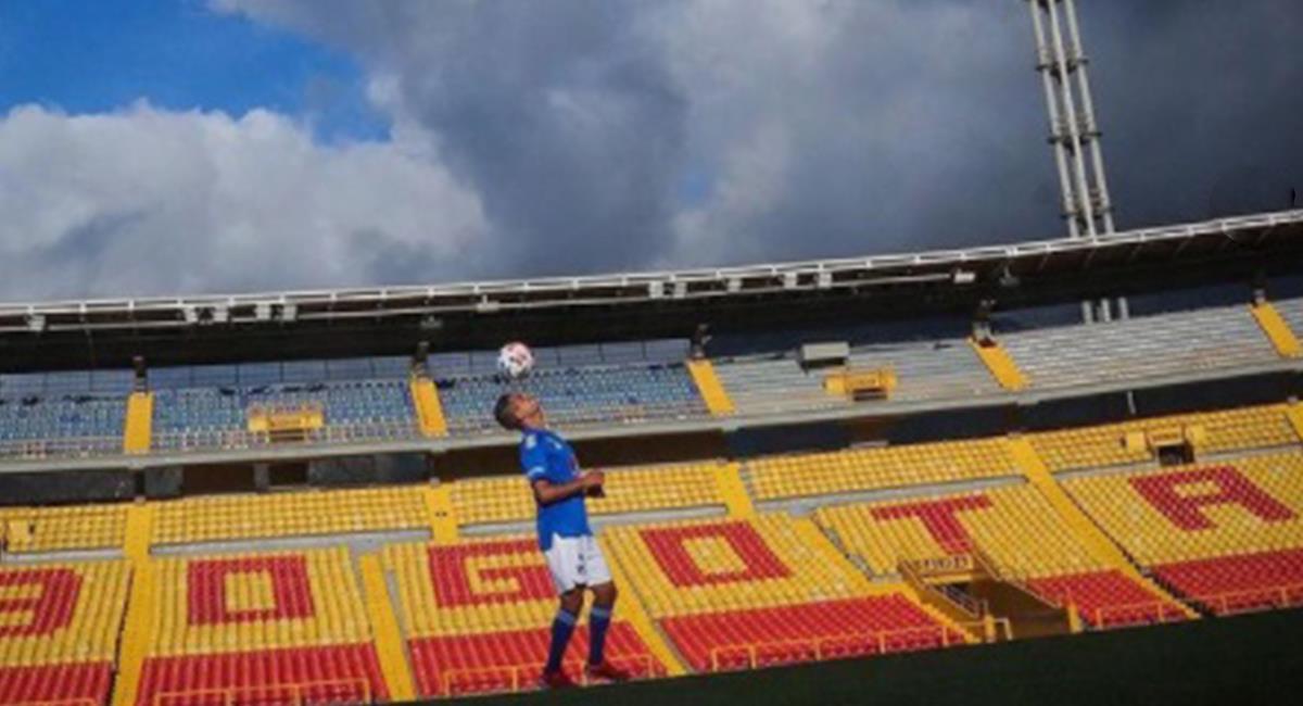 Estadio Nemesio Camacho El Campín. Foto: Instagram Millonarios