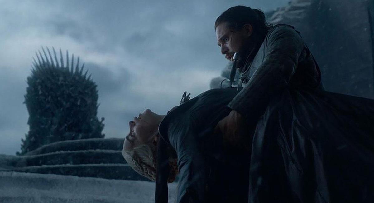 """Kit Harington saltó a la fama tras su participación en """"Game Of Thrones"""". Foto: Twitter @GameOfThrones"""