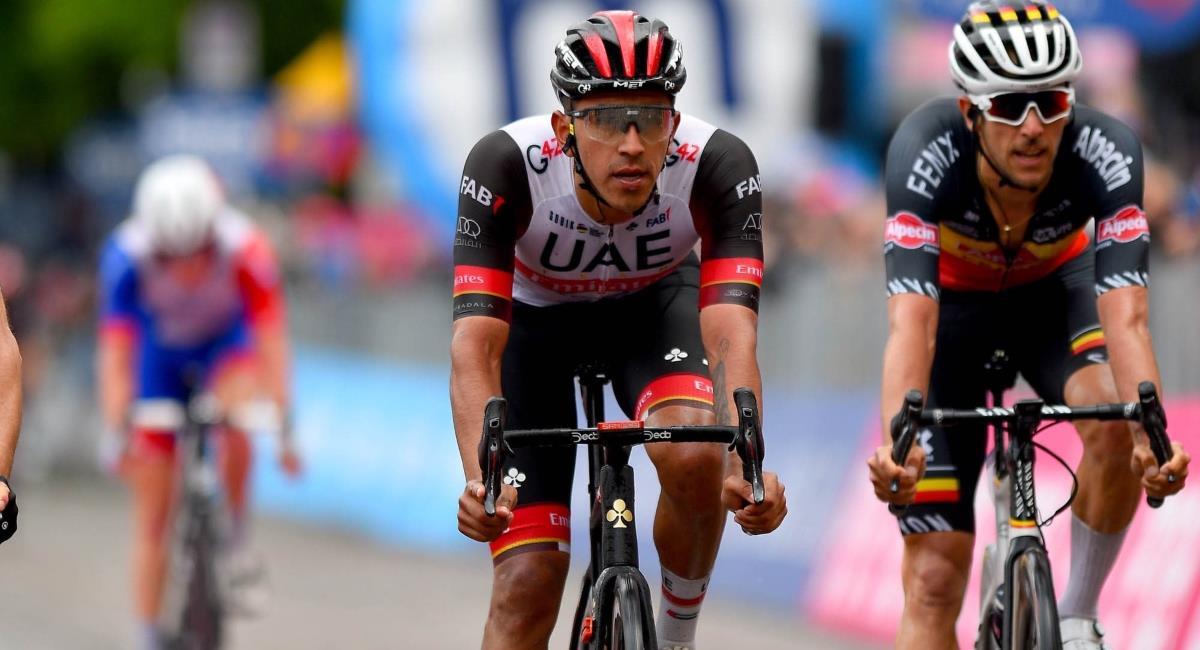 Foto: Twitter Prensa redes UAE Team.