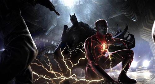 """Spoilers: Se filtran fotos del posible villano de la cinta """"The Flash"""""""