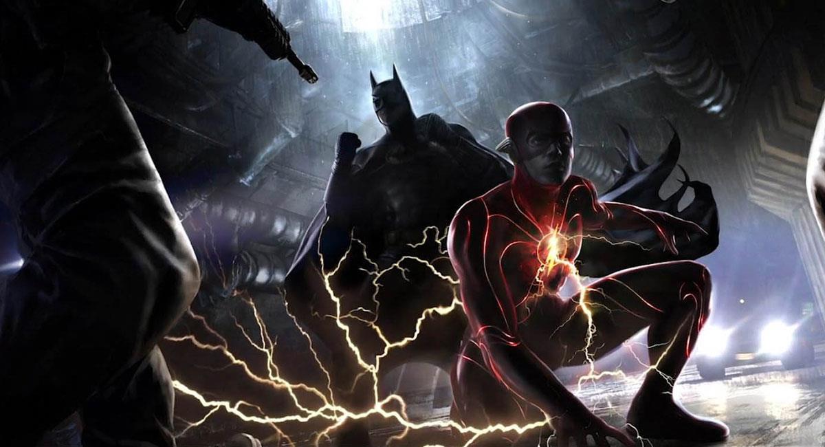 """""""The Flash"""" tendrá la aparición de varios héroes de DC Cómics en el cine. Foto: Twitter @DCComics"""