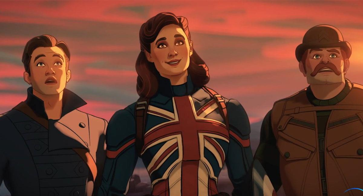 """What If?"" será la cuarta serie de Marvel en Disney+. Foto: Youtube Captura Marvel Entertainment"