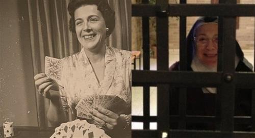 El extraño caso de Ann Rusell Miller, la millonaria que dejó todo por convertirse en monja